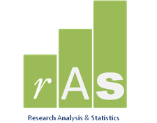 RAS (Research, Analysis and Statistics) logo