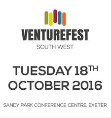 Venturefest South West logo