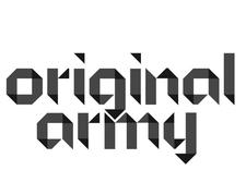 Original Army for Studio 3 Arts logo