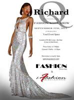 FREE - DESIGNER RICHARD Q SHOWS HOLLYWOOD GLAMOUR AT...
