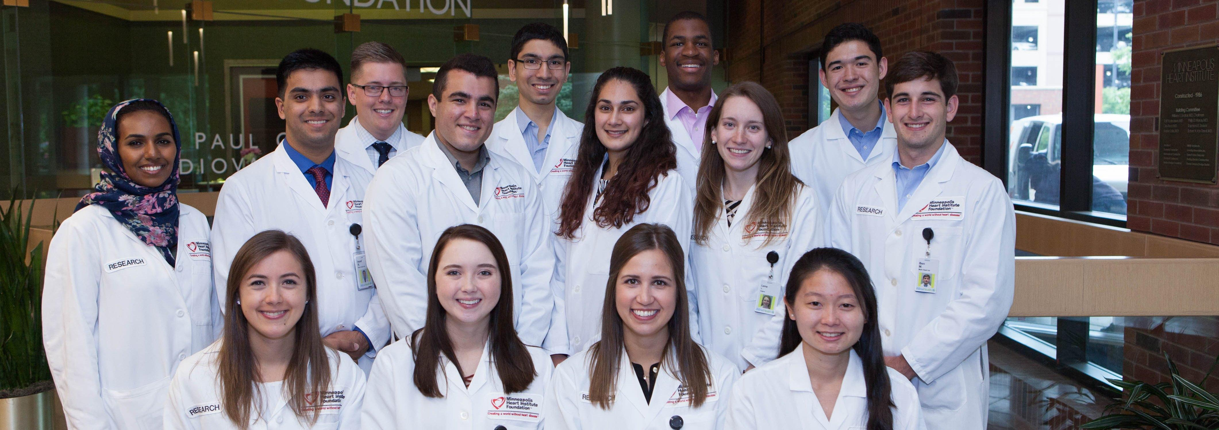 MHIF Research Intern Page Header