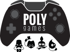 Poly Games logo