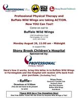Charity Fundraiser for Stony Brook Children's Hospital