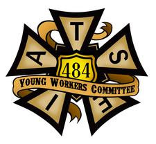I.A.T.S.E. Local 484 YWC logo