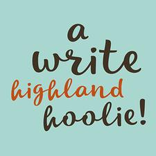 A Write Highland Hoolie logo