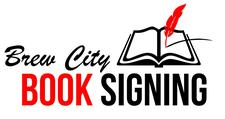 Brew City Book Signing logo