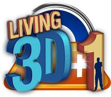 Living 3D+1