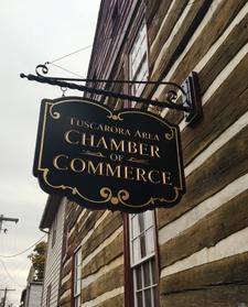 Tuscarora Area Chamber of Commerce logo
