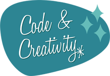 Code & Creativity logo