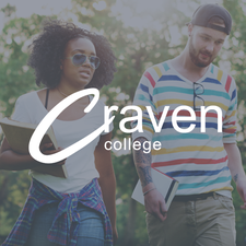 Craven College logo