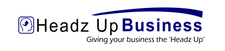 Headz Up Business logo