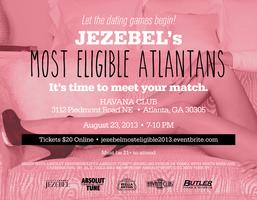 JEZEBEL 2013 MOST ELIGIBLE PARTY