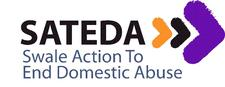 SATEDA (Swale Action to End Domestic Abuse) logo