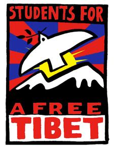 Students for a Free Tibet Canada logo
