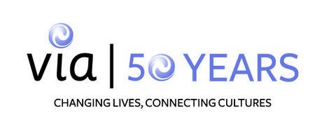 New York mini-reunion for VIA's 50th Anniversary