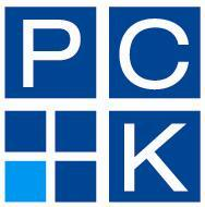 PCK Perry + Currier Inc. logo