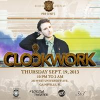 Clockwork in Gainesville