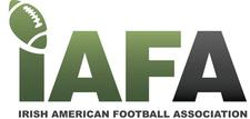 Irish American Football Association logo