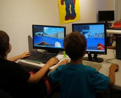 Monday Minecraft Power Hour at MakerKids