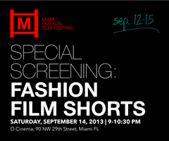 FASHION FILM SHORTS: Miami Fashion Film Festival...