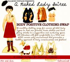 A Naked Lady Soiree