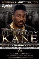 The Ol Skool House Party ft BIG DADDY KANE with THE LAS...