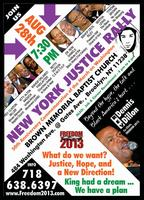 Beyond the Dream - Justice Rally - Aug 28th @ 7:30pm...