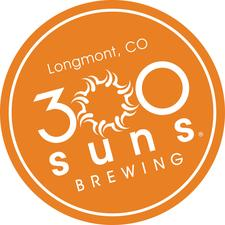 300 Suns Brewing logo