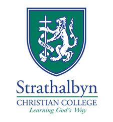 Strathalbyn Christian College logo