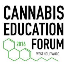 Cannabis Education Forum  logo