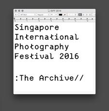 Singapore International Photography Festival  logo