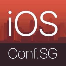 iOS Conf SG logo
