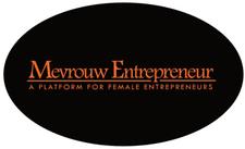 Mevrouw Entrepreneur  logo
