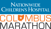 Nationwide Children's Hospital Columbus Marathon logo