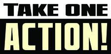Take One Action Film Festivals logo
