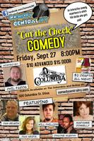 """""""Cut the Check"""" Comedy at The Columbia"""