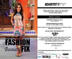 Fashion + Beauty Fix