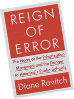 "Diane Ravitch, ""Reign of Error"" Book Release Event and..."