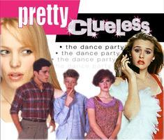 Pretty Clueless 80s & 90s Party + early 2000s hits