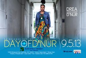 DAY OF D'NUR OFFICIAL CD RELEASE CONCERT