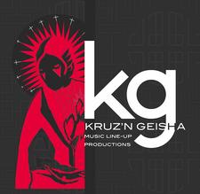 Kruz'n Geisha Music Line-Up Productions Company logo