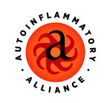 Karen Durrant-Autoinflammatory Alliance logo