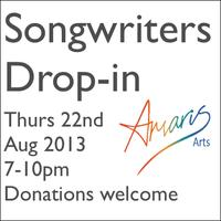 Songwriters Drop-in FREE but donations welcome