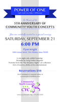 CYC 5th Anniversary Celebration