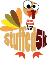 Strong, Focused & Soon to be Stuffed Family 5K