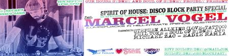 Our House & Soul of Sydney present: SPIRIT OF HOUSE...