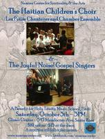 The Haitian Choir & Joyful Noise!