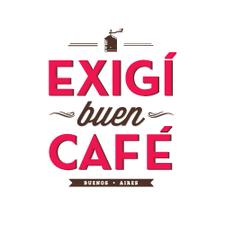 Exigí Buen Café logo