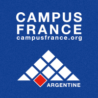 Campus France Argentina logo