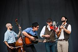 The Steel Wheels ~ Soulful, Hand-made Mountain Music